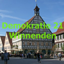 Demokratie21 in Winnenden