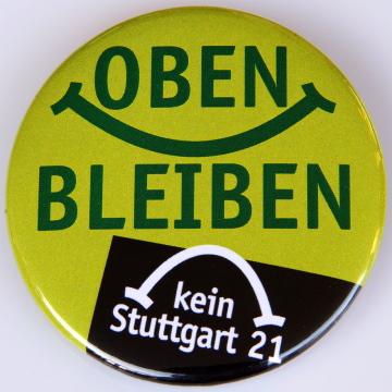Oben bleiben - Unsere Bildersammlung vom Protest gegen Stuttgart 21