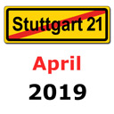 Monatsalbum April 2019, Teil 1